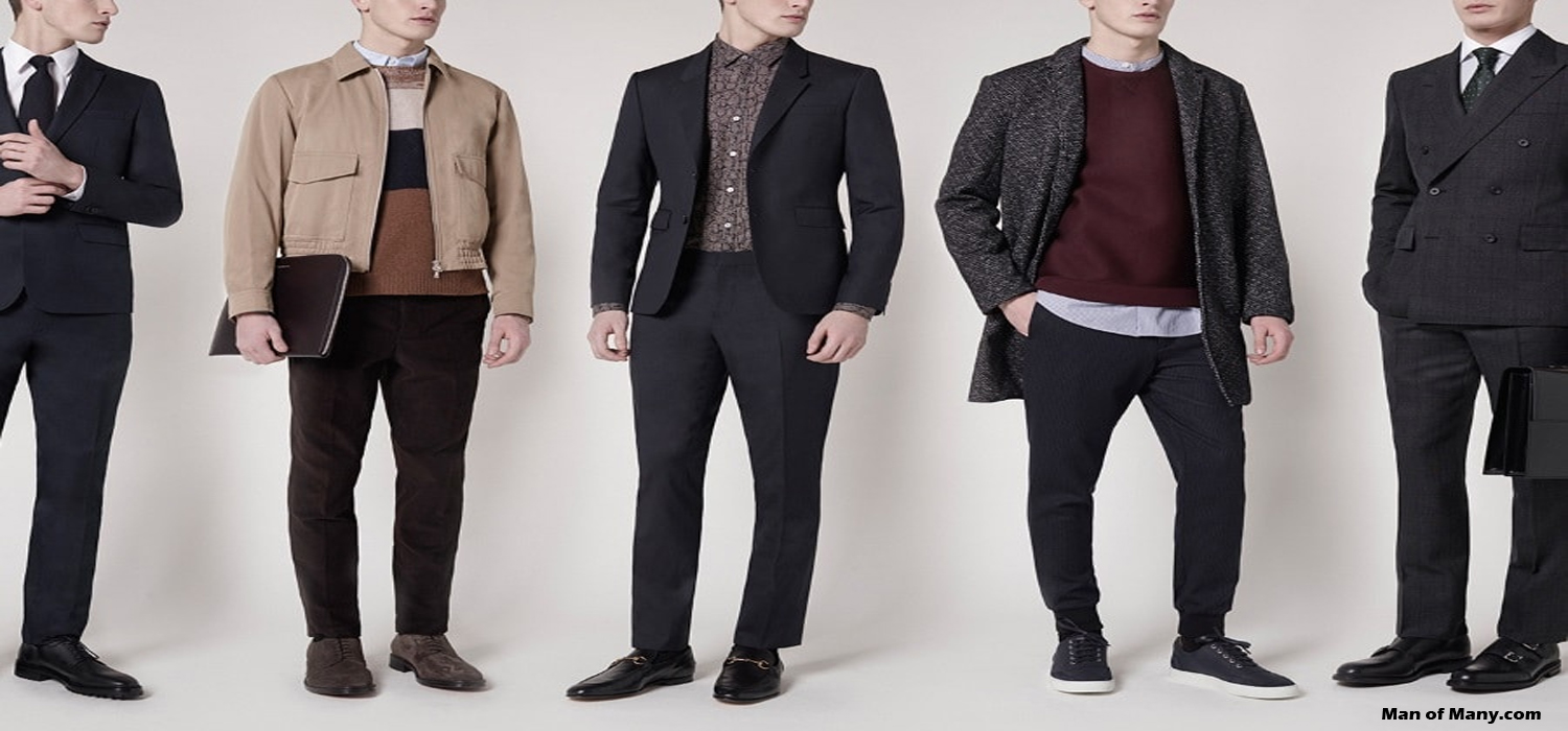 Clothing For Males