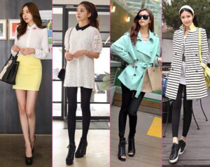 A Korean Style Clothing Purchasing Website Trendy online shopping websites