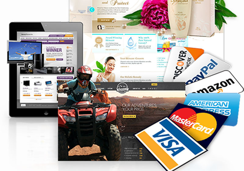 Magento For The On The Internet Shopping Web Page