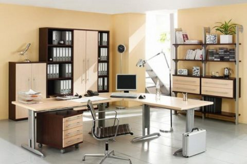 Modern Furniture And Home Offices - Two Big Secrets To Getting Things Done